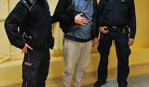 Warszawa. Zatrzymano mężczyznę, który pociął twarz kierownikowi pociągu
