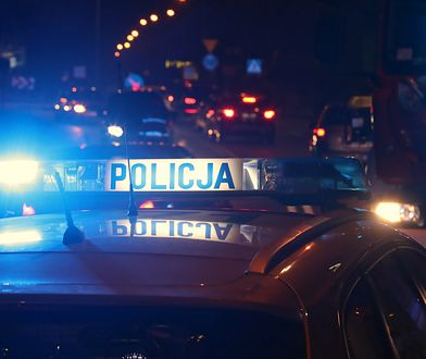 Warszawa. Do tragicznego wypadku doszło na Mokotowie. Nie żyje pieszy, którego potrącił osobowy mercedes