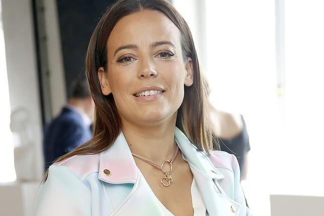 Anna Mucha nie potwierdziła plotek o zaręczynach