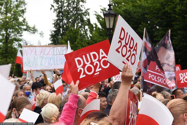 Podkarpacie popiera Andrzeja Dudę