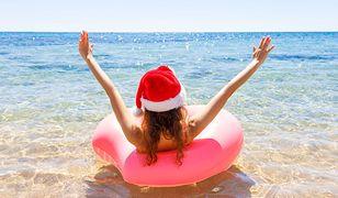 Święta 2020 pod palmami. W Boże Narodzenie wyjeżdżali na wakacje, w tym roku okazało się to wyzwaniem
