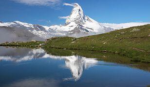 Szwajcaria - Matterhorn i Zermatt