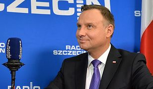 """Andrzej Duda: NATO to """"węzeł"""", który trzyma nas na Zachodzie"""