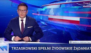 """Rada Etyki Mediów krytykuje """"Wiadomości"""" TVP. """"Naruszono zasady prawdy, obiektywizmu,  uczciwości oraz szacunku i tolerancji"""""""