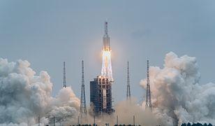 Chińska rakieta spadnie na Ziemię. Pentagon wydał komunikat