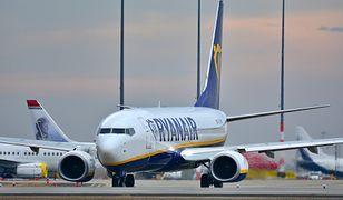 Ryanair lata pustymi samolotami. Chce uniknąć opłat za przeglądy