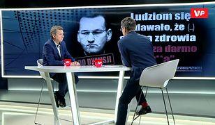 Andrzej Halicki o premierze: wszystko co robi jest hipokryzją