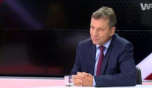 """Andrzej Halicki gościem programu """"Tłit"""""""