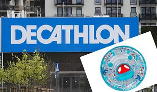 Kupiłeś koło do pływania dla dzieci w Decathlonie? Może być niebezpieczne, sklep apeluje