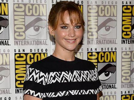 """Jennifer Lawrence: """"Byłam dziwadłem"""""""