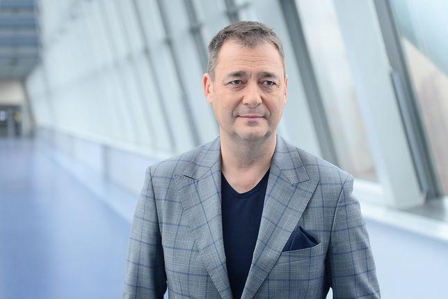 Jacek Rozenek m 50 lat