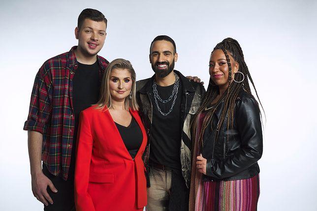 Oto czwórka uczestników nowego programu telewizji Polsat