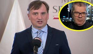 Zbigniew Ziobro zareagował na film Sylwestra Latkowskiego