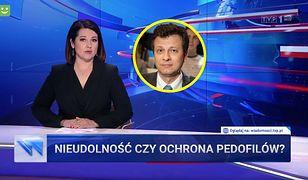 """W Wiadomościach """"TVP"""" padły oskarżenia o bierność Rzecznika Praw Dziecka w sprawie Zatoki Sztuki"""