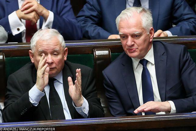 Wybory parlamentarne 2019. Jarosław Gowin i 8 tysięcy kłopotów dla PiS