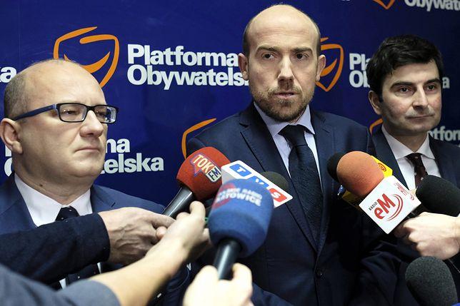 """PO składa zawiadomienie ws. Wojciecha Kałuży. """"Powinno dojść do szczegółowych wyjaśnień"""""""