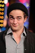 Stary wampir Robert Pattinson