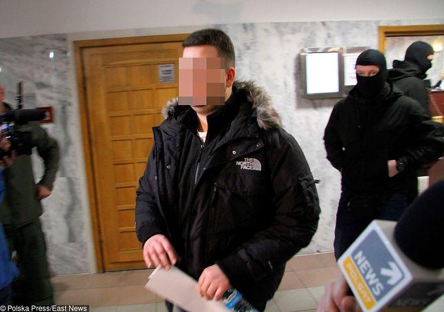 Od końca stycznia Bartłomiej M. przebywa w areszcie