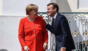Francja i Niemcy: Macron i Merkel podpiszą w Akwizgranie nowy traktat o współpracy