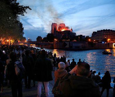 Katedra Notre Dame: Emmanuel Macron o odbudowie katedry