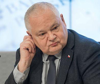 Zarobki w NBP. Nowa i tajemnicza postać z gabinetu prezesa Adama Glapińskiego