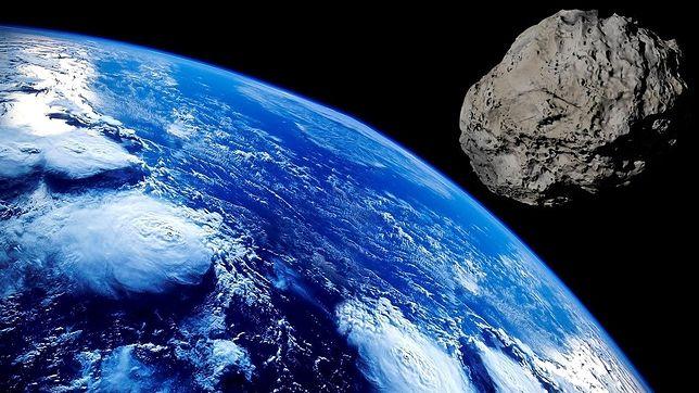Asteroida 24 lipca przeleci obok Ziemi