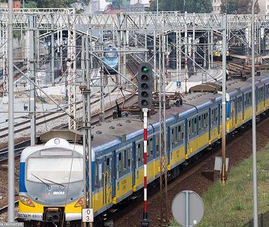 Gdańsk. Opóźnienia w kursowaniu pociągów SKM. Mężczyzna wpadł pod skład