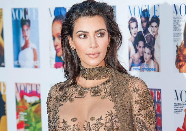 Kim Kardashian ma problemy ze zdrowiem. Cierpi na nieuleczalną chorobę