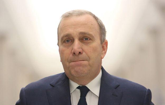"""Grzegorz Schetyna: """"tak"""" dla wspólnych inicjatyw i projektów z Nowoczesną"""