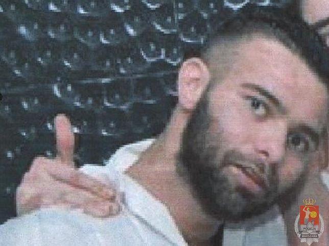 Zaginął 21-letni Krystian Kuroczycki