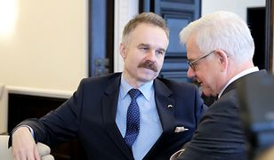 Zmiany w rządzie po wyborach. Prof. Waldemar Paruch zostanie ministrem