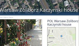 """""""Kaczyński house"""" już oficjalnie na mapie nawigacji Targeo"""
