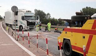 Warszawa. Śmiertelny wypadek na Targówku. Zginął pasażer