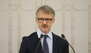 Listy poparcia KRS. Szef KRS Leszek Mazur komentuje sytuacje sędziego Macieja Nawackiego.