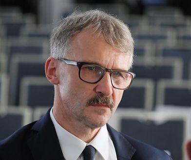 """Szef KRS Leszek Mazur przyznał, że wyjście KRS z ENCJ nie będzie """"sukcesem"""""""