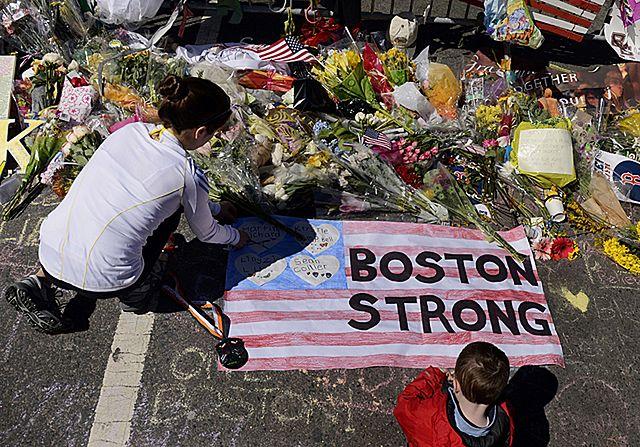 Maraton w Bostonie - druga rocznica zamachu