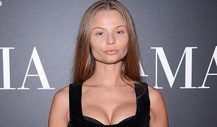 Magdalena Frąckowiak pokazała, jak tańczy topless
