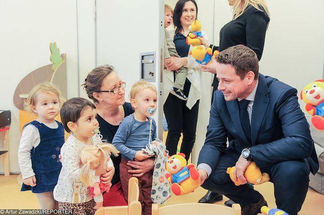 Warszawa. Od stycznia zaczną obowiązywać nowe zasady naboru dzieci do stołecznych żłobków