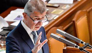 Andrej Babisz (premier Republiki Czeskiej) otrzymał wotum zaufania od parlamentu
