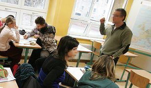 Nauczyciel wrócił do pracy po jednym dniu strajku