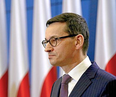 Morawiecki skomentował atak na nastolatkę