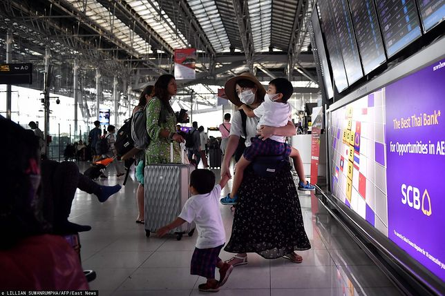 USA reagują na atak koronawirusa. Wysyłają do Chin samolot po swoich obywateli