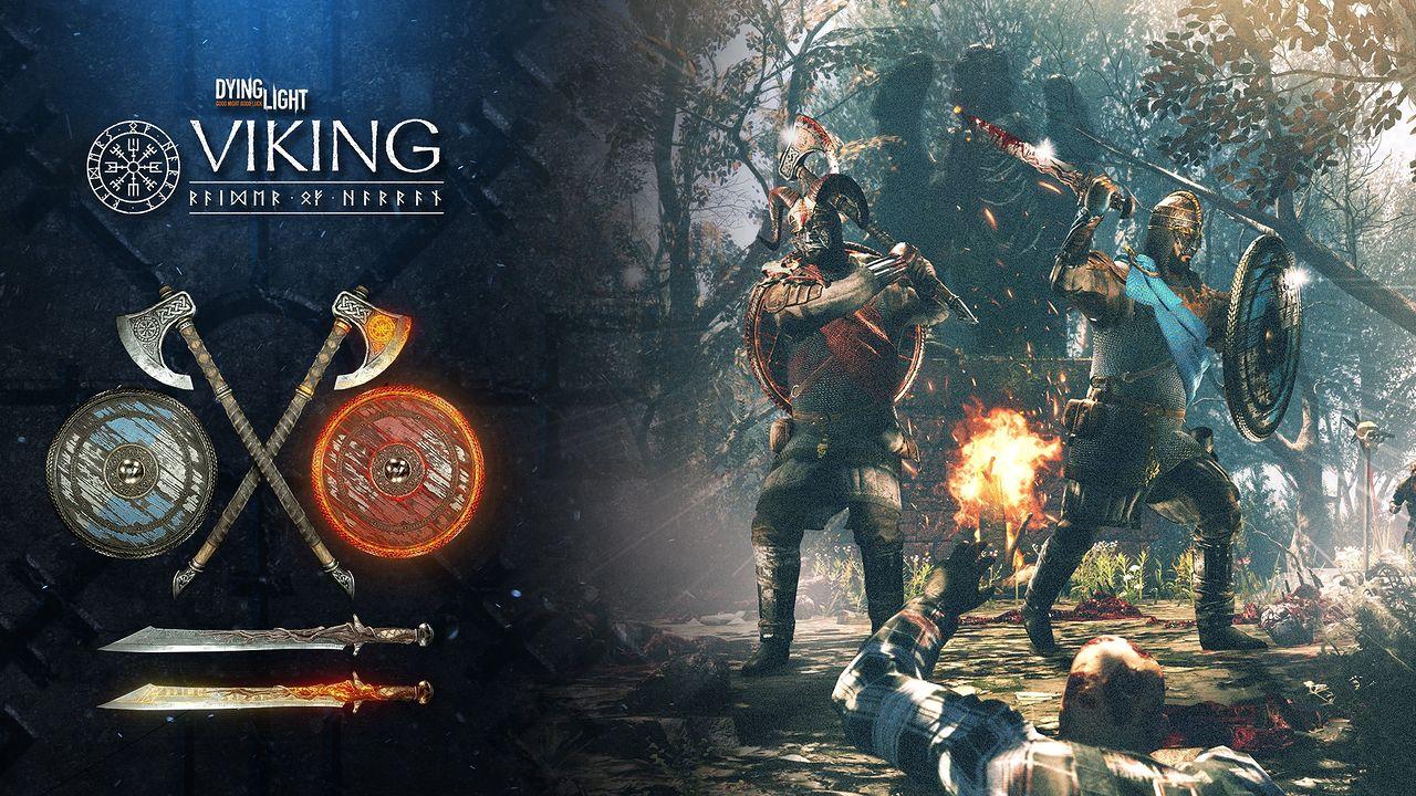 Od premiery Dying Light mija 6 lat. Gra właśnie otrzymała kolejny dodatek - Viking: Raiders of Harran