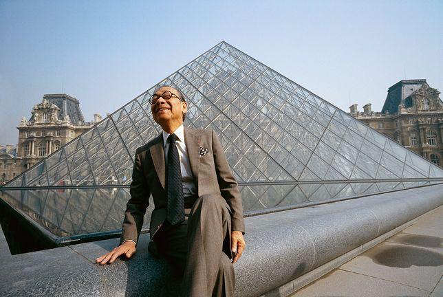 I.M. Pei zmarł 16 maja w wieku 102 lat