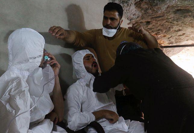 USA mają dowód ws. ataku chemicznego. Wywiad przechwycił syryjską łączność