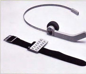 Pierwsza wizja zegarka Apple... a może telefonu Apple. W sumie, to takie skrzyżowanie telefonu z zegarkiem. Zupełnie jak Apple Watch 3 LTE.