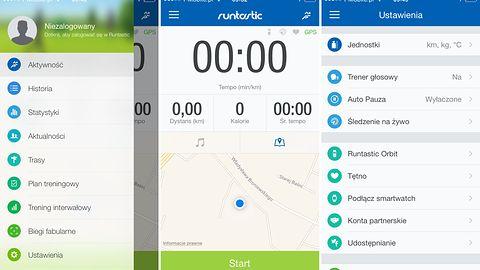 Zadbaj o formę z Runtastic Pro. Teraz za darmo na Androida, iOS i Windows Phone