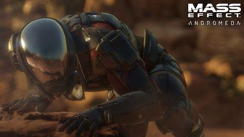 Internet plotkuje o Mass Effect: Andromeda