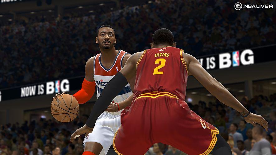 Nowy zwiastun i galeria z NBA Live 14