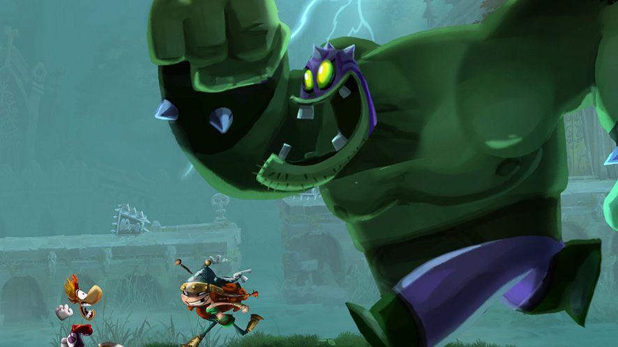 Nowy zwiastun Rayman Legends — Gloo Gloo Musical Level